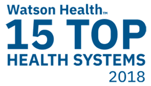 Watson Health 15 Top Health Systems 2018