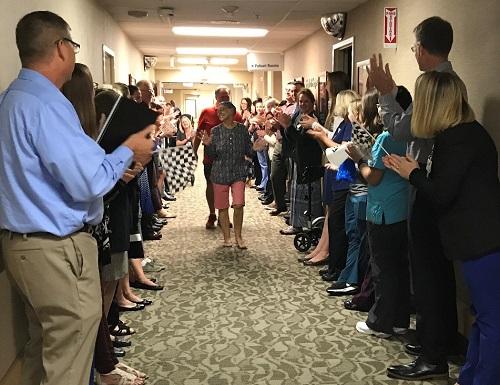 Idaho S First Allogeneic Stem Cell Transplant Patient Celebrates