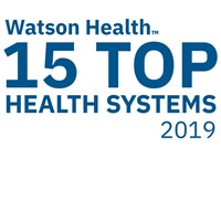 Watson Health 15 Top Health Systems 2019