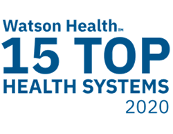 Watson Health 15 Top Health Systems 2020