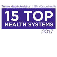 15 Top Health Systems 2017