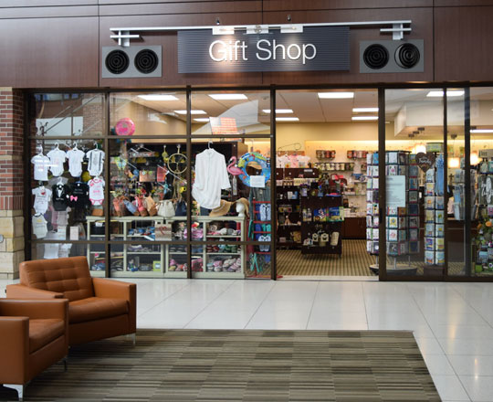 Gift Shops at St. Luke's