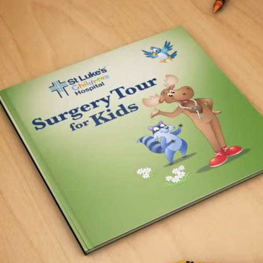 Pediatric Surgery at St  Luke's Children's
