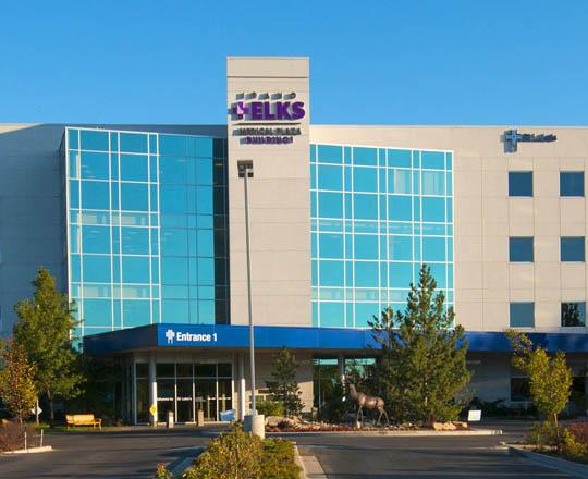 St. Lukes Clinic - Orthopedics: Boise, Robbins Rd.   600 W Robbins Rd Ste 100, Boise, ID, 83702   +1 (208) 706-2663