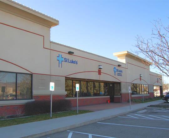 St Luke S Rehabilitation Boise Americana Blvd