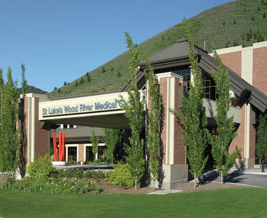 St Luke S Wood River Medical Center